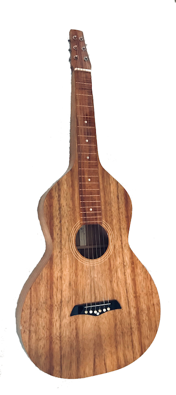 Weissenborn Style 1 all Koa | Tony Francis (NZ) *SOLD*